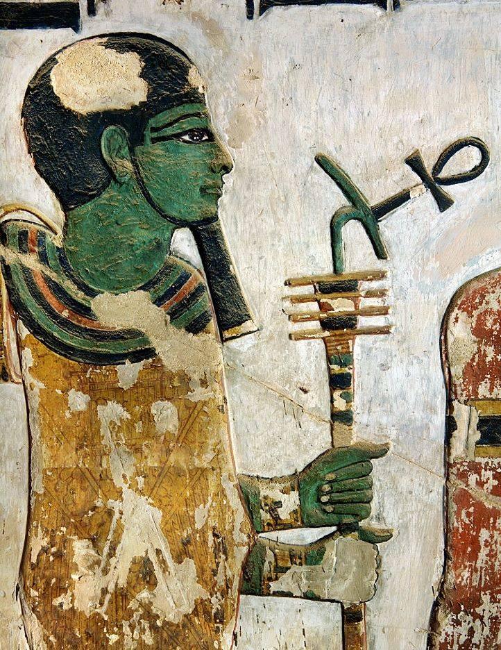 maestro delle cerimonie scettro massoneria egizia