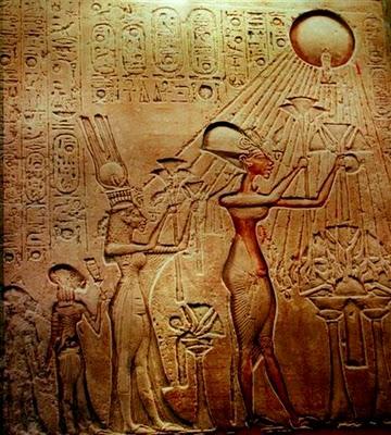 Inno al Sole di Akhenaton