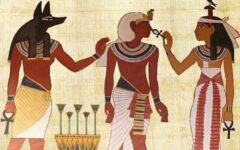 L'Iniziazione Massonica Egizia
