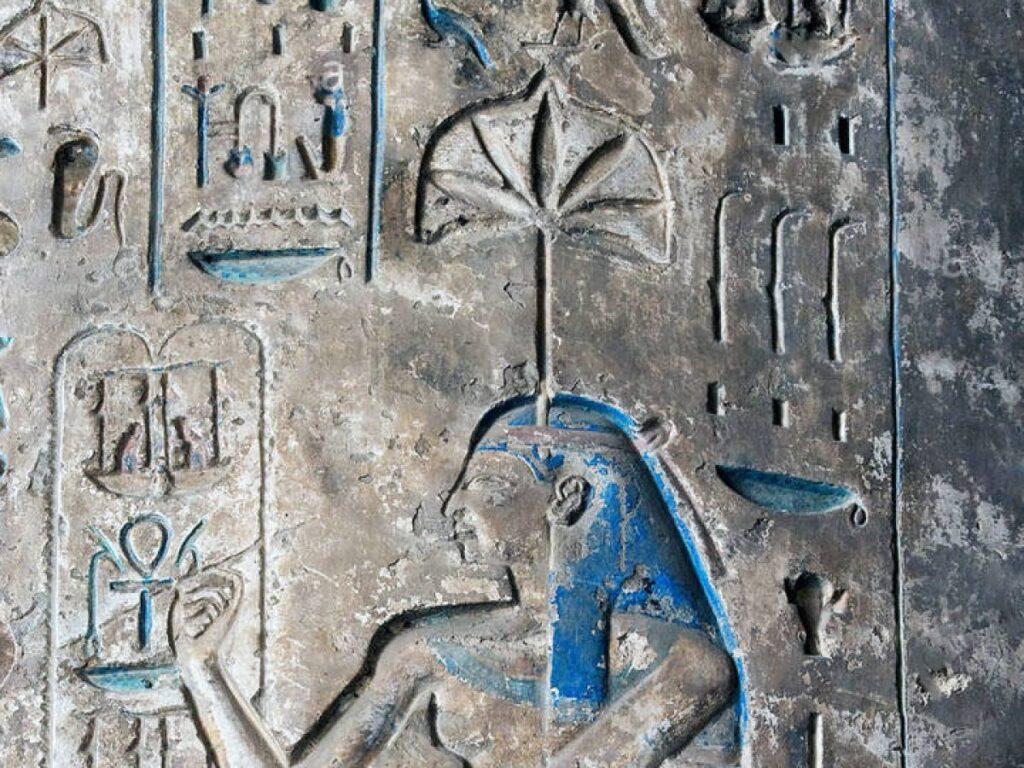 Seshat, il Segretario di Loggia